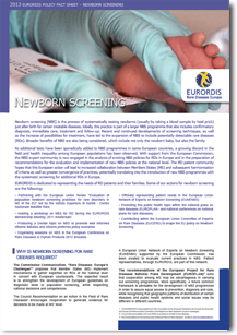 Eurordis Policy Fact Sheet on Needs and Priorities for Rare Disease Research